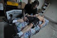 rehabilitacja, kolana