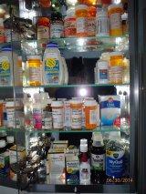 apteczka z lekami