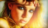 elegancki makijaż oczu